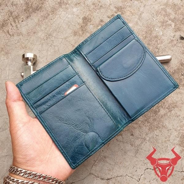 Ví Đựng Thẻ Da Bò Thật Giá Rẻ NC14-XL