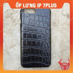 Ốp Lưng Cá Sấu Iphone 7plus/8plus