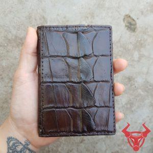 Bóp Card ATM Gai Đuôi Cá Sấu VK2A2