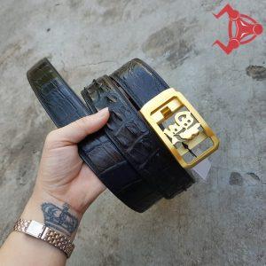 Dây Nịt Da Cá Sấu Liền Không Nối TL1A4B7K48