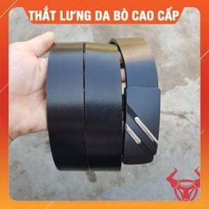Dây Nịt Nam Da Bò Thời Trang TLK04-B