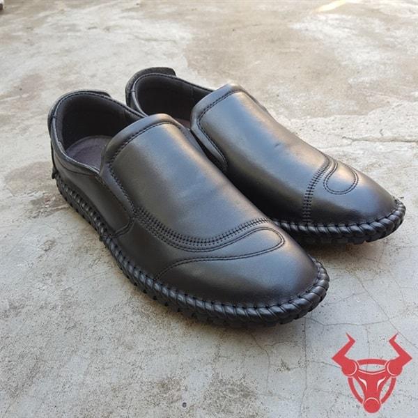 Giày Lười Da Bò Đẹp GM09