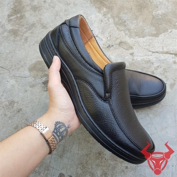 Giày Lười Da Bò Thật GM08