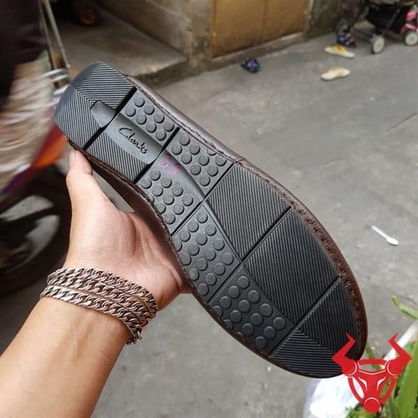Giày Mọi Nam Da Bò Thời Trang GM01-Đ