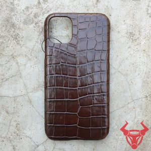 Ốp Lưng Da Cá Sấu Iphone 11 Pro OD0208-Pro