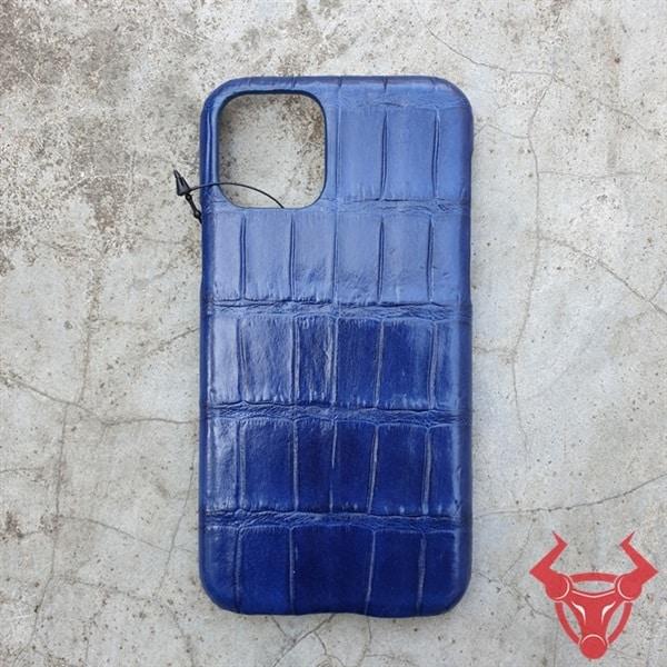 Ốp Lưng Da Cá Sấu Thật Iphone 11 OD1208