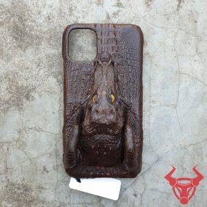 Ốp Lưng Đầu Cá Cá Sấu Iphone 11 Pro OD2A10-Pro