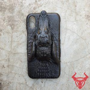 Ốp Lưng Đầu Cá Sấu Cho Iphone X OB1A10