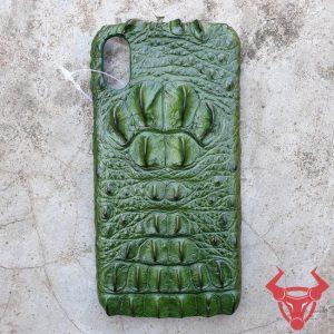 Ốp Lưng 8 Gù Cá Sấu Iphone X OB11A11