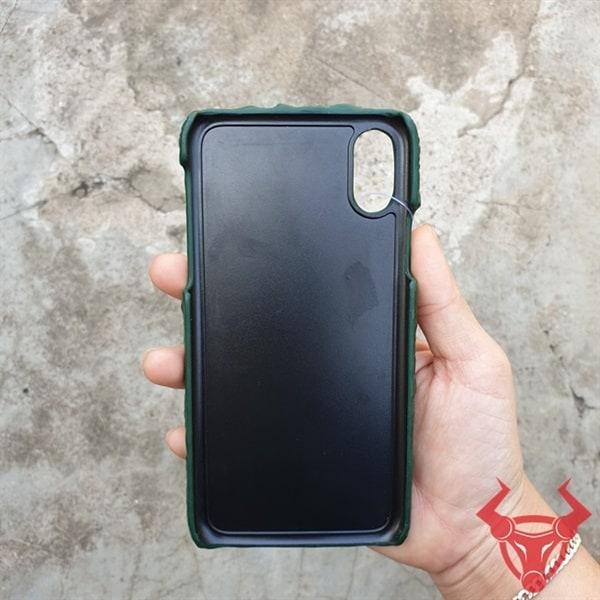 Ốp Lưng Gù Cá Sấu Iphone X OB1104-8G