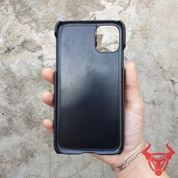 Ốp Lưng  Iphone 11 Pro Da Cá Sấu OD0108-Pro