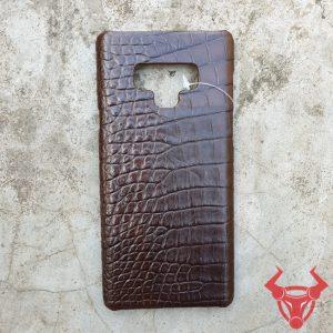 Ốp Lưng Note 9 Da Cá Sấu Thật OL2A8
