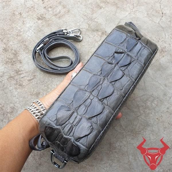 Túi Hộp Nữ Da Cá Sấu TH1508-A
