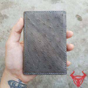 Ví Card Da Đà Điểu VK15D3