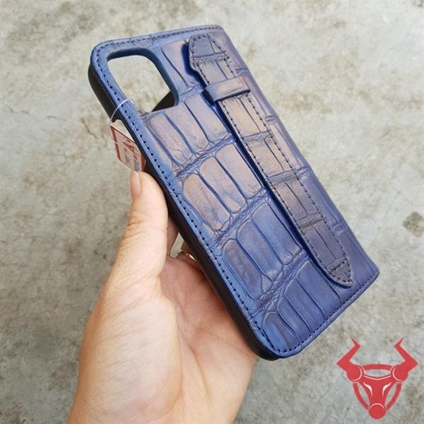 Bao Da Cá Sấu Iphone 11 Pro OD1208pro-A