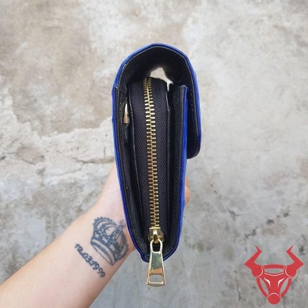 Clucth Cầm Tay Da Đà Điểu Thời Trang BN13D3