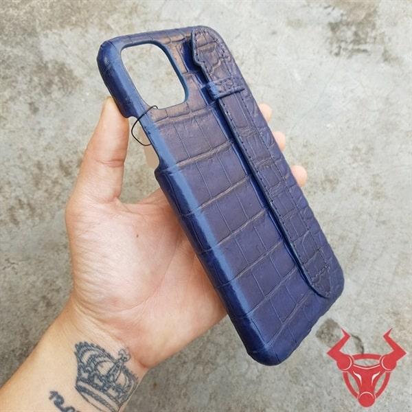 Ốp Lưng Da Cá Sấu Ip 11 Pro Max OP1208