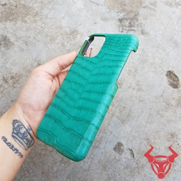 Ốp Lưng Da Cá Sấu Iphone 11 OD2208