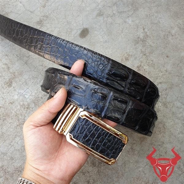 Thắt Lưng Da Cá Sấu Giá Tốt HCM TT010401