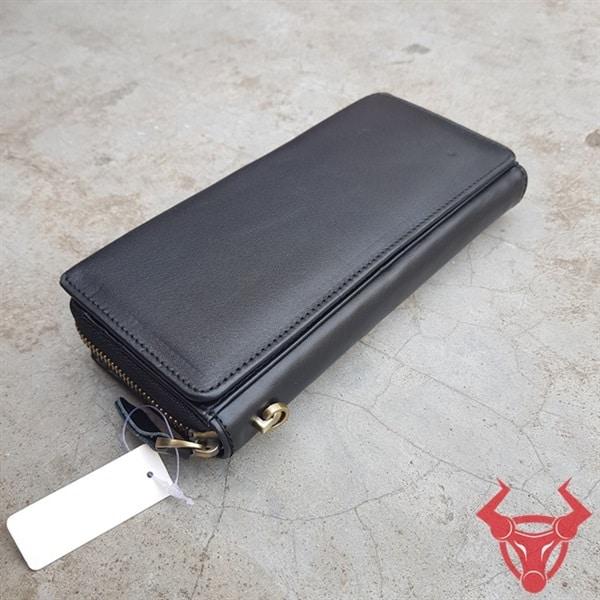 Clucth Cầm Tay Da Bò Giá Rẻ TPHCM VCT09-Đ