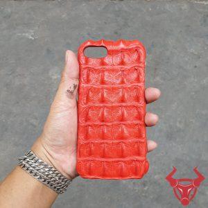 Ốp Lưng Iphone 8 Thường Da Cá Sấu OG0801