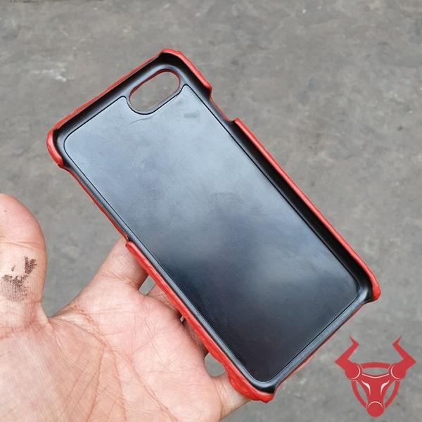 Ốp Lưng Iphone 8 Thường Da Cá Sấu OG0808