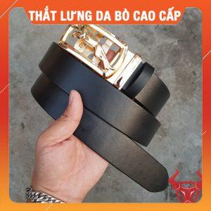 Thắt Lưng Nam Da Bò Thật tphcm TLRN08-A