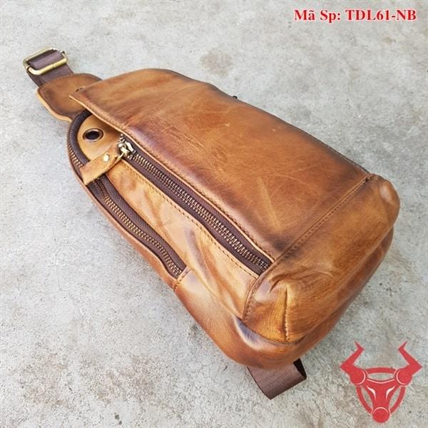 Túi Đeo Chéo Nam Da Bò TPhcm TDL61-NB