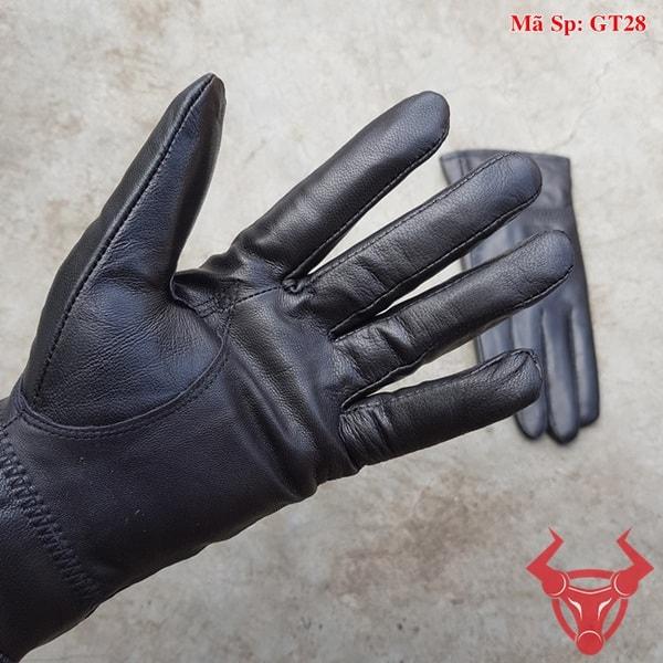 Găng Tay Da Cừu Mỏng GT28