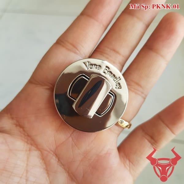 Tuidacasau Phụ Kiện Nút Khóa Xoay Cho Đồ Da PKNK 01 (3)