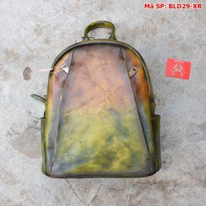 Balo Da Bò Thật Cho Nam Giá Rẻ BLD29-XR