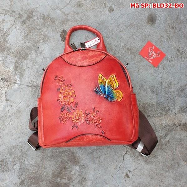 Tuidacasau Balo Da Bo That Cho Nam Thoi Trang Cao Cap BLD32 DO (5)