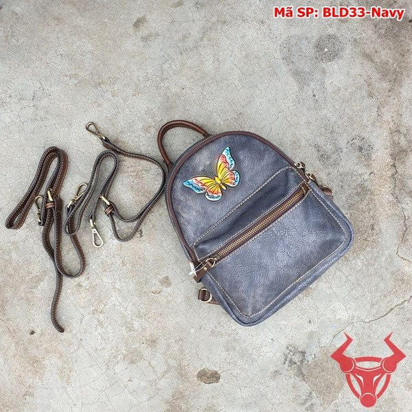 Tuidacasau Balo Da Bo That Dep Thoi Trang BLD33 Navy (8)