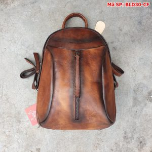 Balo Da Nam Laptop Cao Cấp Tphcm BLD30-CF