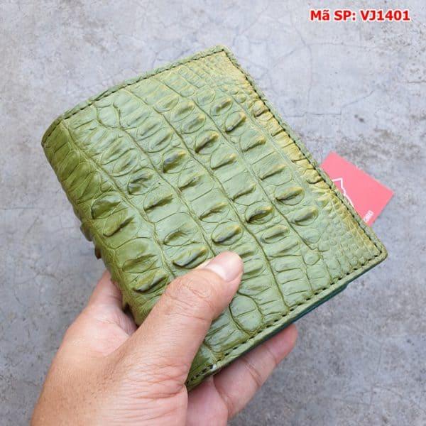 Tuidacasau Bop Dung Nam Ca Sau Gai Lung Mau Xanh Reu VJ1401 (2)
