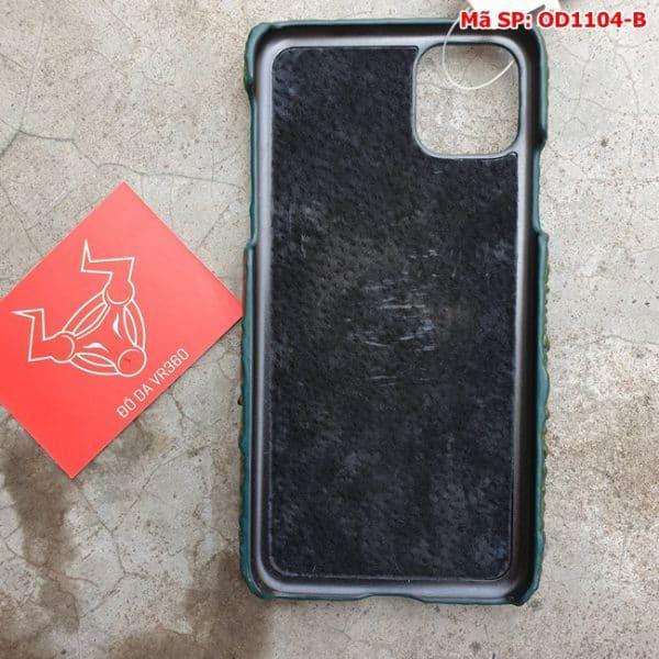 Tuidacasau Op Lung Ca Sau Iphone11 Promax Gu Xanh La OD1104 B (7)