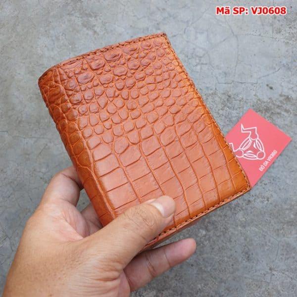 Tuidacasau Vi Dung Da Ca Sau Vay Tron Nam Mau Vang Bo VJ0608 (2)