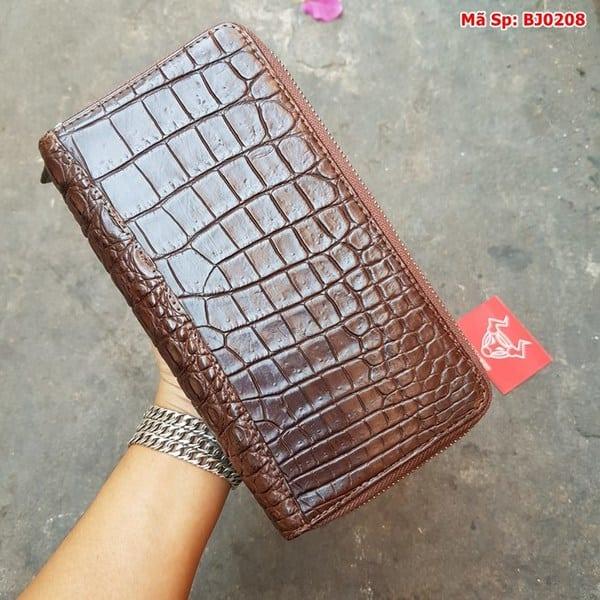 Vi Cam Tay Da Ca Sau 2 Khoa Keo Giam Gia BJ0208 4
