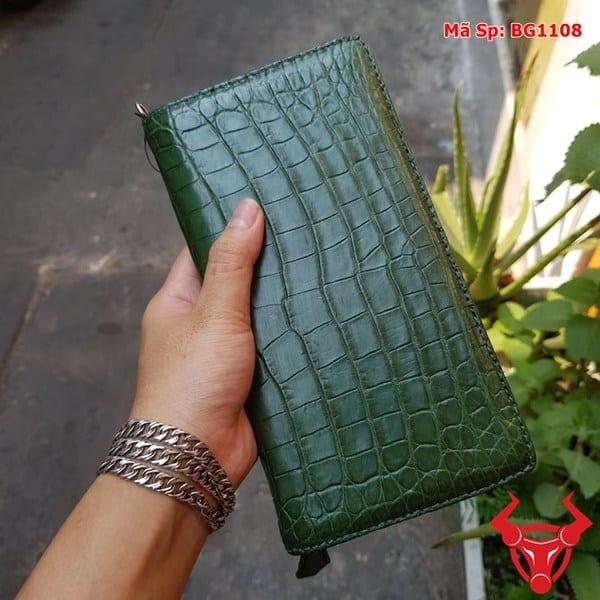 Clutch Cam Tay Nam Da Ca Sau Bg01108 2