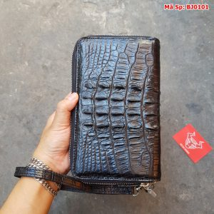Clutch Nam Da Ca Sau That Bj0101 Den Gai Lung 1