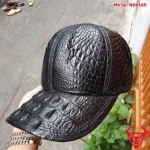 Mũ Da Cá Sấu Nam Da Thật Giá Rẻ NO1A5