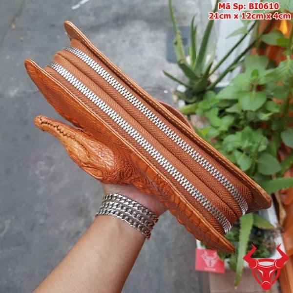 Vi Cam Tay Nam Da Ca Sau Vang Bo BI0610 6