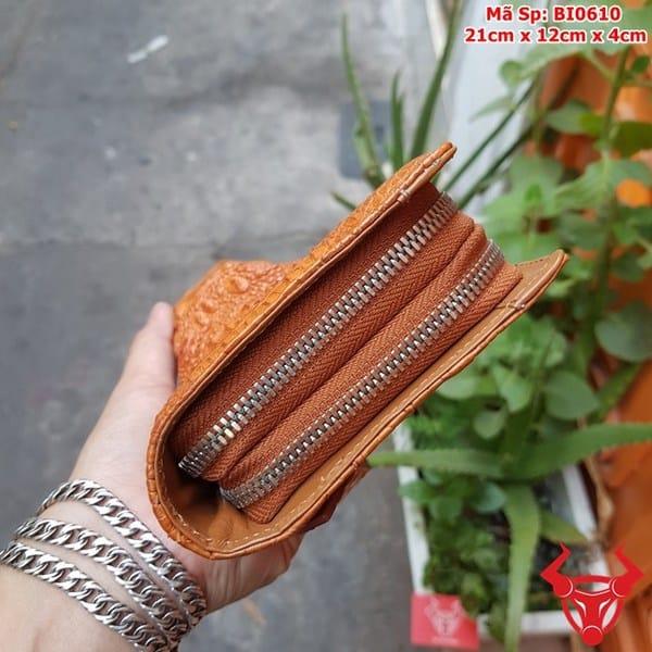 Vi Cam Tay Nam Da Ca Sau Vang Bo BI0610 7