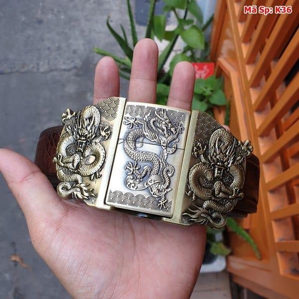 Dau Khoa Dung Zippo Hinh Rong K36 1