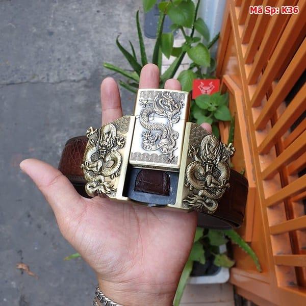 Dau Khoa Dung Zippo Hinh Rong K36 7