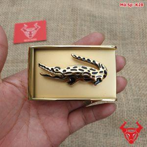 Đầu Khóa Thép Cá Sấu K28