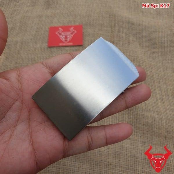 Dau Khoa Thep Thanh Ray K16 Va K17 2