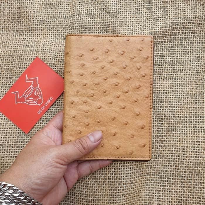 Bao Da Da Da Dieu Dung Passport Sale Khung 1