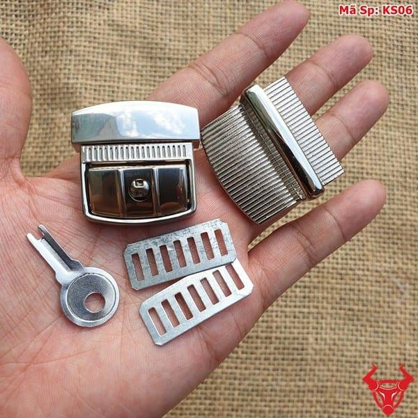 Diy Khoa Sap Mau Inox Ks06 35mm 2