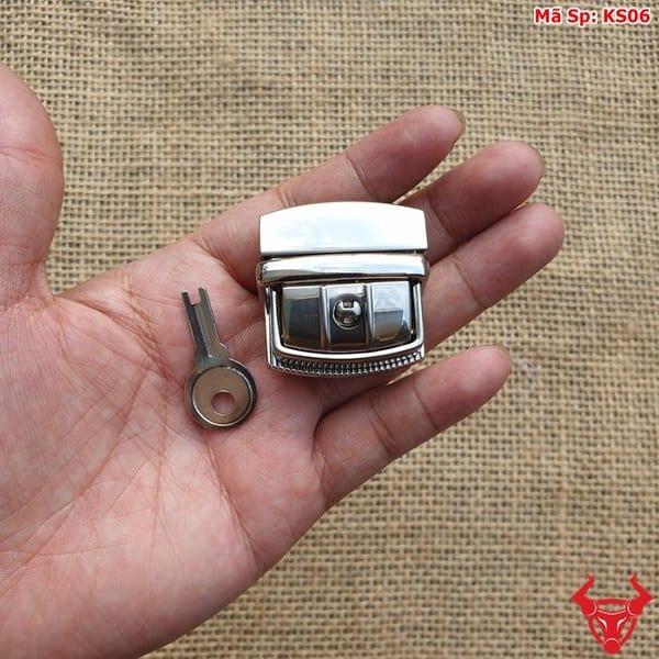 Diy Khoa Sap Mau Inox Ks06 35mm 3